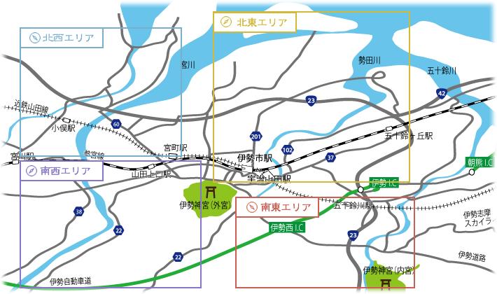 伊勢マップイメージ